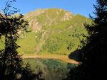 Poncione e Lago di Tremorgio