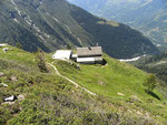 Capanna Adula CAS 2012 m (Val di Carassino)
