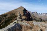 Martum 2039 m e Piz de Molinera
