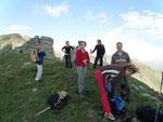 Passo del Mauro 2300 m