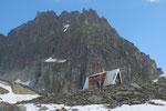 Sidelenhütte 2708 m e Gr. Bielenhorn