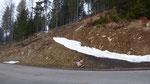 Prepiantò (posteggio) 1380 m