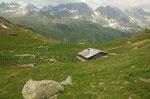 Alpe San Giacomo di Maniò 2220 m