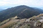 Discesa alla Bassa di Indemini ed il Monte Gradiccioli