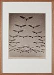 "Gerald Tattersfield ""Armada"", 1940er, vintage, ca. 42,7x35,2 cm"