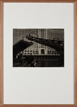 "Paul W. Wall ""Bridge up (Chicago)"", um 1935, vintage, ca. 27,7x35,3 cm"