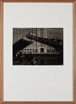 "Paul W. Wall ""Bridge up (Chicago)"", um 1935, vintage, ca. 27,7x35,3 cm"