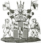 Wappen der Silva-Tarouca-Unwerth