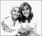 Ruth und Annie Kempe ca. 2004