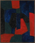 Serge Poliakoff, Composition abstraite, CHF 140'900, Juni 2006