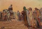 OTTO PILNY, Sklavenmarkt in der Wüste, CHF 31'200, June 2012
