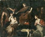 Nachfolger des VALENTIN DE BOULOGNE, Das Urteil des Salomon, CHF 57'600, November 2014
