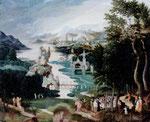 HERRI MET DE BLES (GRUPPE) ODER HERRI DE PATINIR, Weite Überschaulandschaft, CHF 43'200, Juni 2012