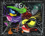 """JEAN TINGUELY, """"Rapide & Solide - Silencieux"""", CHF 55'200, June 2014"""