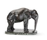 DOMIEN INGELS, Afrikanischer Elefant, CHF 12'000, June 2014