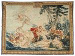 """Tapisserie """"Neptun und Anymone"""", Beauvais, um 1760, CHF 25'200, June 2015"""