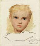 ALBERT ANKER, Portrait eines jungen Mädchens, CHF 132'000, November 2013