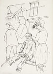"GEORG GROSZ, ""Blick in die Tauentziensstrasse"", CHF 43'200, June 2009"
