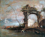 GIACOMO GUARDI, Capriccio, CHF 21'600, June 2014
