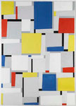 FRITZ GLARNER, Relational Painting No. 63, CHF 498'000, November 2013