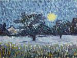 Giovanni Giacometti, Winternacht, CHF 406'000, November 2011