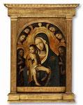 SIENESER SCHULE UM 1515-20, Madonna mit Kind, CHF 100'400, November 2007