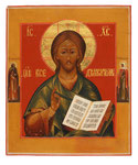 MOSKAUER SCHULE 18. JH., Christus Pantokrator (Allherrscher), CHF 7'600, June 2014