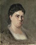 FERDINAND HODLER, Portrait der Caroline Coutau-Marcelin, CHF 20'000, November 2015