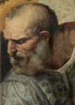Umkreis der VENEZIANISCHEN SCHULE 16. JH., Studie zu einem Männerkopf, CHF 36'000, Juni 2013
