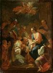 GIACOMO DEL PO zugeschrieben, Anbetung der Heiligen Drei Könige, CHF 31'200, Juni 2013