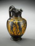 Kleeblattkanne, um 500 v. Chr., CHF 7'800, Juni 2009