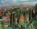 Hans Purrmann, Ansicht von Florenz, CHF 195'000, November 2002
