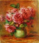 Pierre Auguste Renoir, Rosen in grüner Vase, CHF 1'030'000, Juni 2007