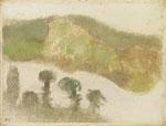 EDGAR DEGAS, Montagnes et vallon, CHF 98'400, Juni 2013