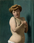 "Felix Vallotton, ""Torse de femme nue, blonde, 1907"", CHF 216'000, November 2012"