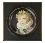 "Nach ALBERT ANKER, ""Louis XIII Enfant"", CHF 7'200, June 2015"