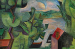 "André Lhote, ""Le Rivage, 1912"", CHF 60'000, November 2010"