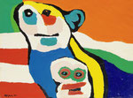KAREL APPEL, Personnages, CHF 24'000, November 2015