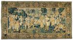 Tapisserie, Brüssel, um 1560, CHF 40'800, Juni 2014