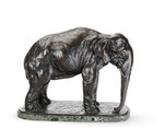 DOMIEN INGELS, Afrikanischer Elefant, CHF 12'000, June 2014