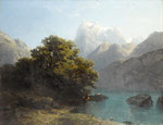 ALEXANDRE CALAME, Urnersee mit Gitschen (Uri Rotstock), CHF 57'600, November 2013