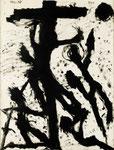"""Louis Adolphe Soutter, """"Crucifié"""", """"La potence divine"""", CHF 192'000, November 2012"""