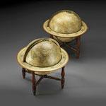 Erd- und Himmelsglobus von J. & W. Cary, Regency, London, 1816/1826, CHF 31'200, Juni 2011