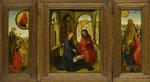 Nachfolger des ROGIER VAN DER WEYDEN, Triptychon Geburt Christi, CHF 414'500, November 2008