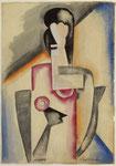 """NATALIA GONTCHAROVA, """"Torse de femme"""", CHF 31'200, November 2010"""
