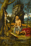 LUCAS CRANACH D. Ä. UND WERKSTATT, Heiliger Hieronymus, CHF 1'396'000, June 2009