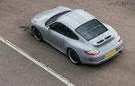 Une magnifique 911 Sport-Classic.