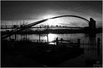 Dreiländerbrücke Weil am Rhein - Huningue