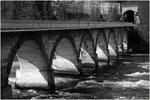 Eisenbahnbrücke Rheinfall Schaffhausen