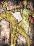Acryl auf Papier     70 x 45 cm     2006